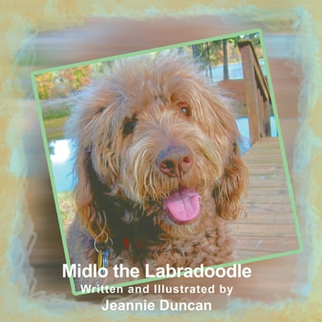 Midlo The Labradoodle ebook by Jeannie Duncan