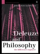 Deleuze and Philosophy ebook by Keith Ansell-Pearson,Keith Ansell Pearson