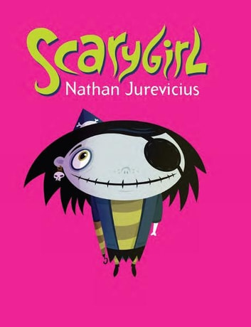 Scarygirl - The Original Graphic Novel ebook by Nathan Jurevicius