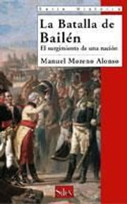 La Batalla de Bailén ebook by Manuel Moreno Alonso