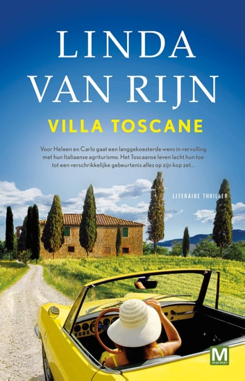 Villa Toscane eBook by Linda van Rijn