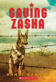 Saving Zasha ebook by Randi Barrow