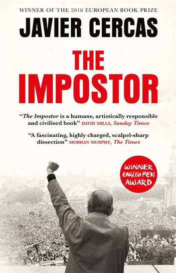 The Impostor ebook by Javier Cercas