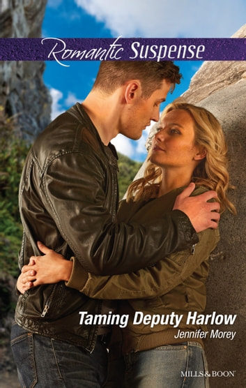 Taming Deputy Harlow ebook by Jennifer Morey