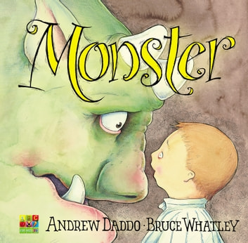 Monster ebook by Andrew Daddo