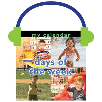 My Calendar: Days of the Week audiobook by Luana Mitten