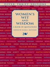 Women's Wit and Wisdom - A Book of Quotations ebook by