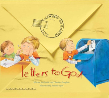 Letters to God ebook by Patrick Doughtie,Heather Doughtie