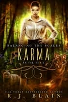 Karma ebook by R.J. Blain