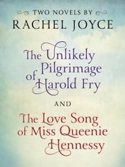 Harold Fry & Queenie: Two-Book Bundle from Rachel Joyce - The Unlikely Pilgrimage of Harold Fry and The Love Song of Miss Queenie Hennessy ekitaplar by Rachel Joyce