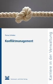 Konfliktmanagement ebook by Thomas Schleiken