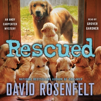 Rescued - An Andy Carpenter Mystery audiobook by David Rosenfelt