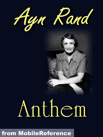 Anthem (Mobi Classics) ebook by Ayn Rand