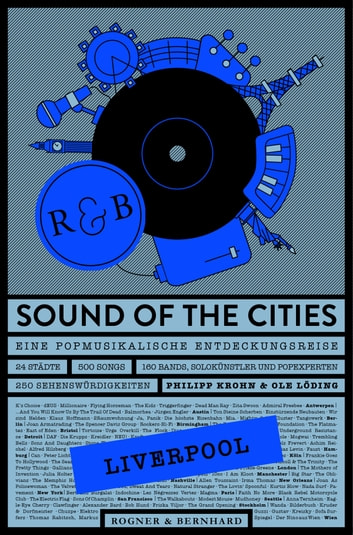Sound of the Cities - Liverpool - Eine Popmusikalische Entdeckungsreise ebook by Philipp Krohn,Ole Löding