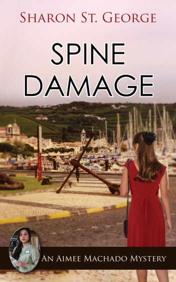 Spine Damage ebook by Sharon St. George