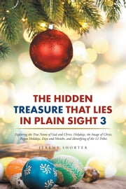 The Hidden Treasure That Lies in Plain Sight 3 - Exploring the True Name of God and Christ, Holydays, the Image of Christ, Pagan Holidays, Days and Months, and Identifying of the 12 Tribes ebook by Jeremy Shorter