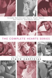 The Complete Hearts Series ebook by Claire Contreras