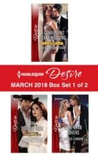 Harlequin Desire March 2018 - Box Set 1 of 2 - A Convenient Texas Wedding\The Double Deal\Lone Star Lovers ebook by Sheri WhiteFeather, Catherine Mann, Jessica Lemmon