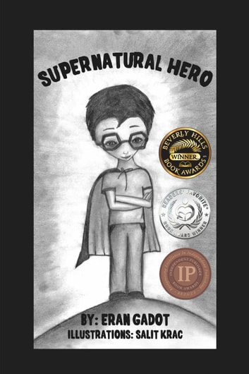 Supernatural Hero ebook by Eran Gadot