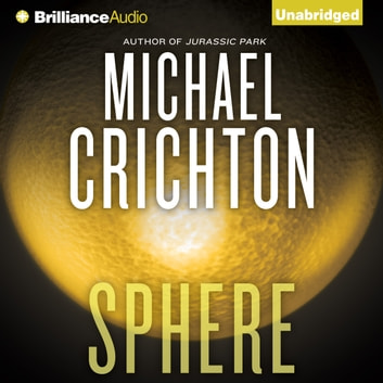 Sphere audiobook by Michael Crichton