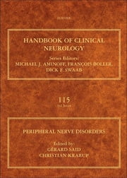 Peripheral Nerve Disorders ebook by Gérard Said,Christian Krarup