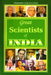 Great Scientists of India ebook by Anu Sharma