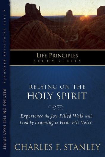 Relying on the Holy Spirit ebook by Charles Stanley