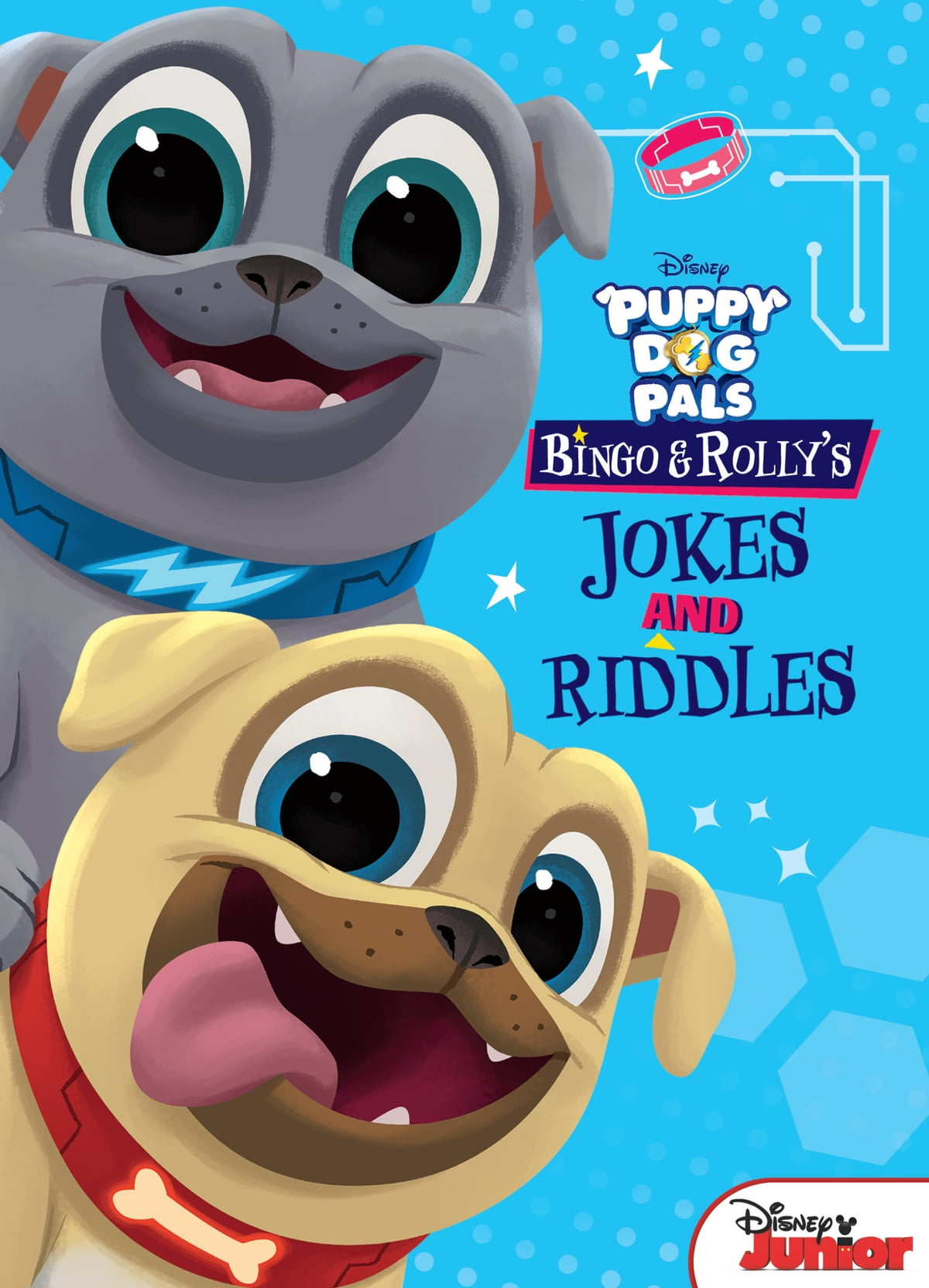 Puppy Dog Pals Bingo And Rolly S Jokes And Riddles Ebook