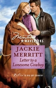 Letter to a Lonesome Cowboy ebook by Jackie Merritt