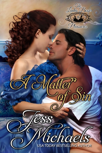A Matter of Sin ebook by Jess Michaels