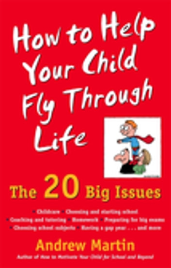 How To Help Your Child Fly Through Life - The 20 Big Issues ebook by Andrew Martin