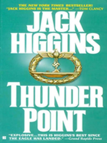 Thunder Point ebook by Jack Higgins