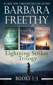 Lightning Strikes Trilogy Boxed Set (Books 1-3) E-bok by Barbara Freethy