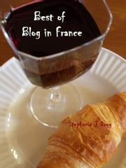 Best of Blog in France ebook by Stephanie Dagg