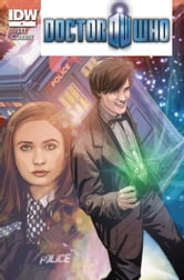 Doctor Who: Volume 2 Issue #1 ebook by Tony Lee