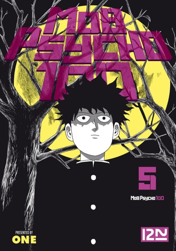 Mob Psycho 100 - tome 05 eBook by ONE