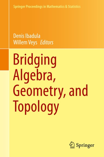 Bridging Algebra, Geometry, and Topology ebook by