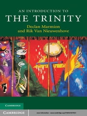 An Introduction to the Trinity ebook by Declan Marmion,Dr Rik van Nieuwenhove