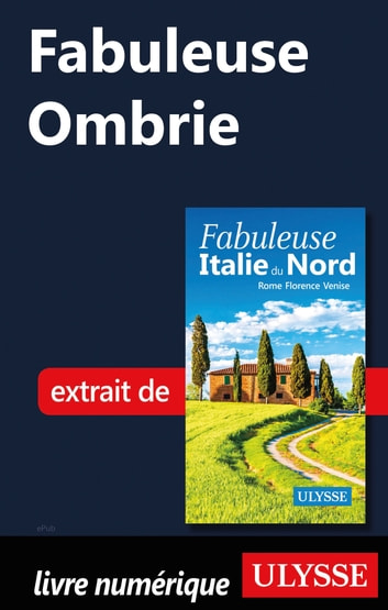 Fabuleuse Ombrie eBook by Collectif