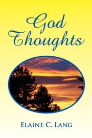 God Thoughts ebook by Elaine C. Lang