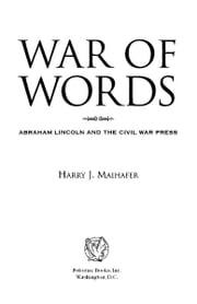 War of Words ebook by Harry J. Maihafer