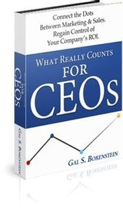 What Really Counts for CEOs ebook by Borenstein, Gal S