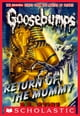 Classic Goosebumps #18: Return of the Mummy ebook by R.L. Stine