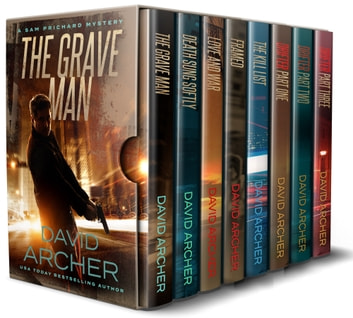 The Sam Prichard Series: Complete Boxed Set ebook by David Archer