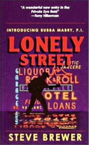 Lonely Street ebook by Steve Brewer