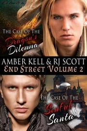 End Street Detective Agency Volume 2 ebook by Amber Kell,RJ Scott