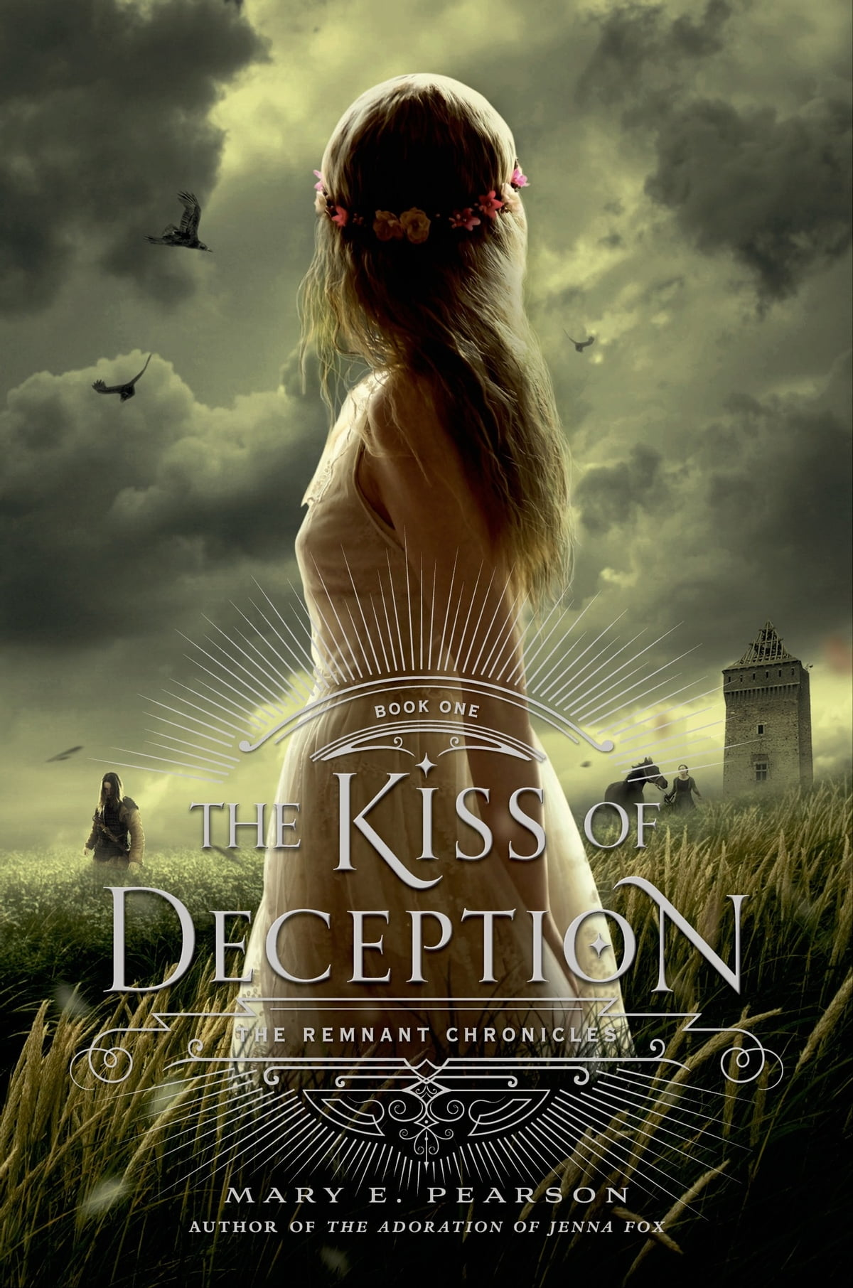 The Kiss Of Deception Ebook By Mary E Pearson