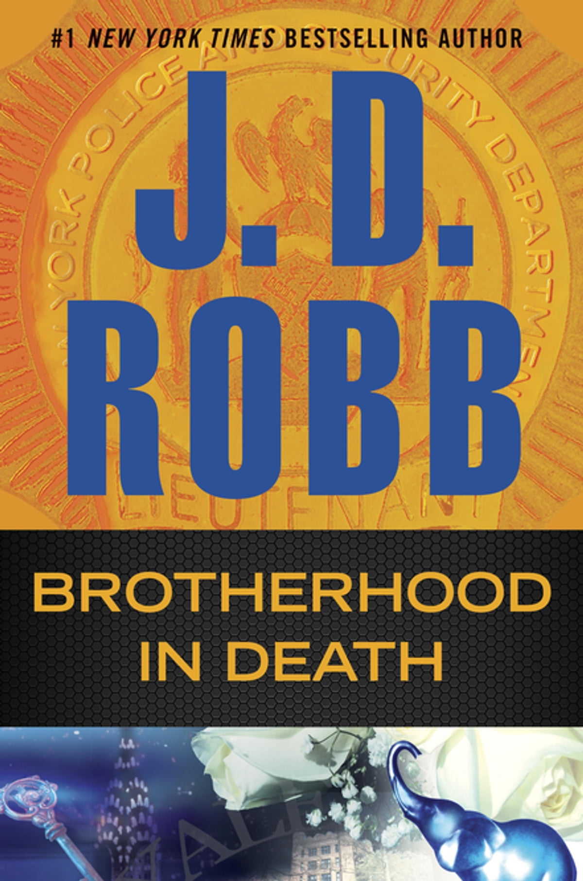 The obsession ebook by nora roberts 9780698197008 rakuten kobo brotherhood in death ebook by j d robb fandeluxe Images