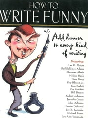 How to Write Funny ebook by