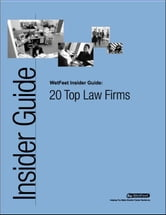 20 Top Law Firms ebook by Wetfeet Staff